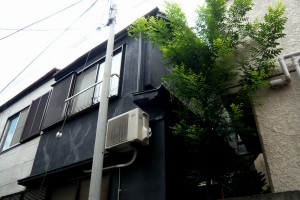 中井の長屋