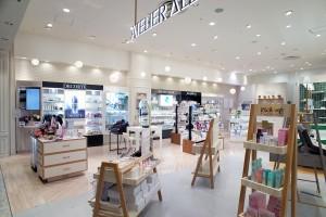 AQUA cosmeLABO. / ATELIER ALBION イオンモール日の出店